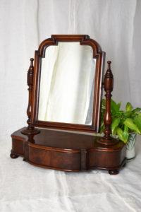 William IV dressing mirror
