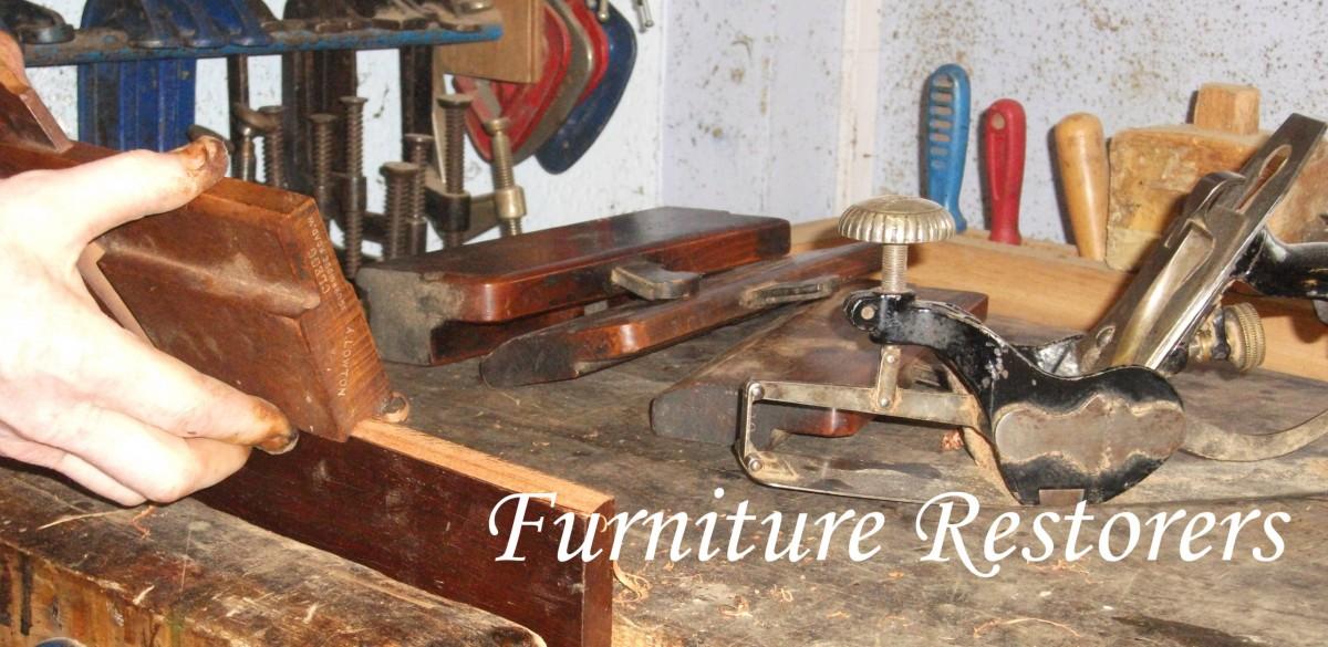 antique furniture restoration repair