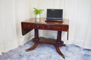Mahogany Irish sofa table for sale in Southend -on-sea, Chelmsford, Benfleet, Billericay, Ashingdon, Hockley, Hawkwell, Leigh-on-Sea, Westcliff-on-Sea, Essex