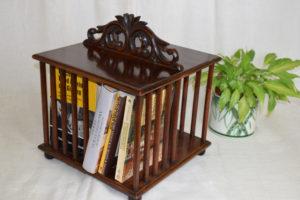 Table book rack